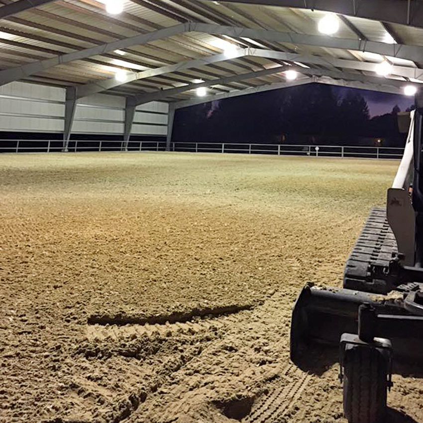 Outdoor Arena Footing